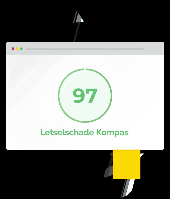 PageSpeed score van 97/100 door Google