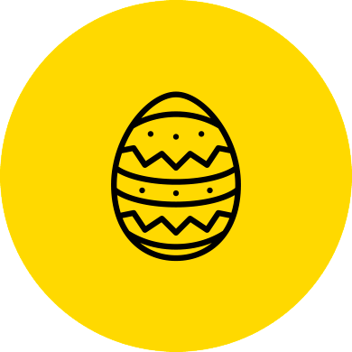 De Afix Egg-Hunt