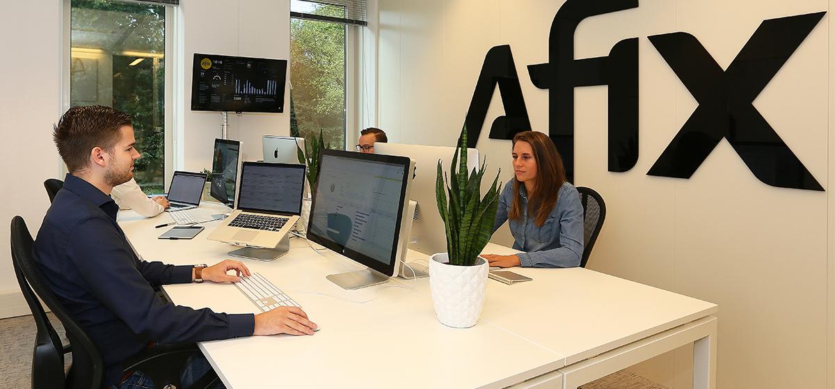 Kantoor Afix in Alkmaar